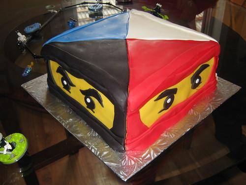 Ninjago Cake by Cake Maniac