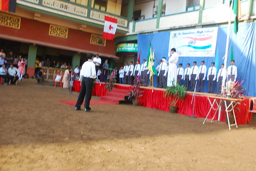 Republic Day 2012 St Stanislaus High School Bandra Shot By Marziya Shakir 4 Year Old by firoze shakir photographerno1