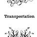 Small photo of Transportation