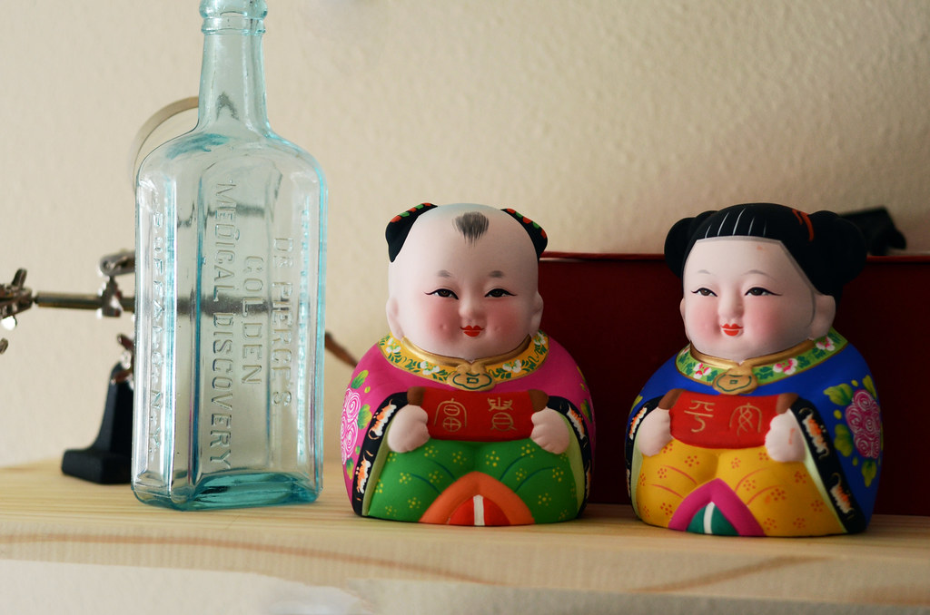 Chinese Fertility Dolls