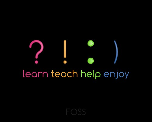 LTHE : Learn - Teach - Help - Enjoy / FOSS