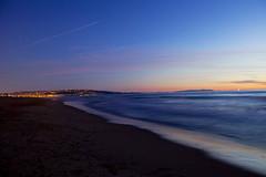 365/30 - Twilight on Los Angeles beach