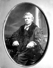 William H. Cox, Mayor 1891-93, 1896, 1899, 1914-17, 1922-24, 1931-34