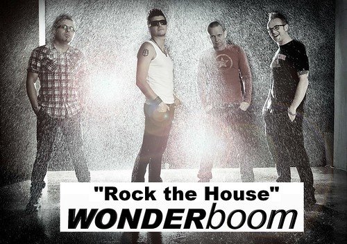 "WONDERboom ""Rock the House"" Experience"