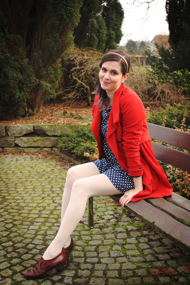 Red, Polkadots, Brogues and MATTENTAARTEN