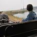 搭乘馬車前往渡船口