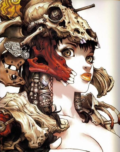 Art of Katsuya Terada