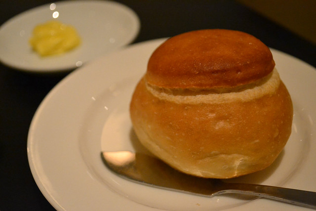 Freshly Baked Bread, Angus Steak House