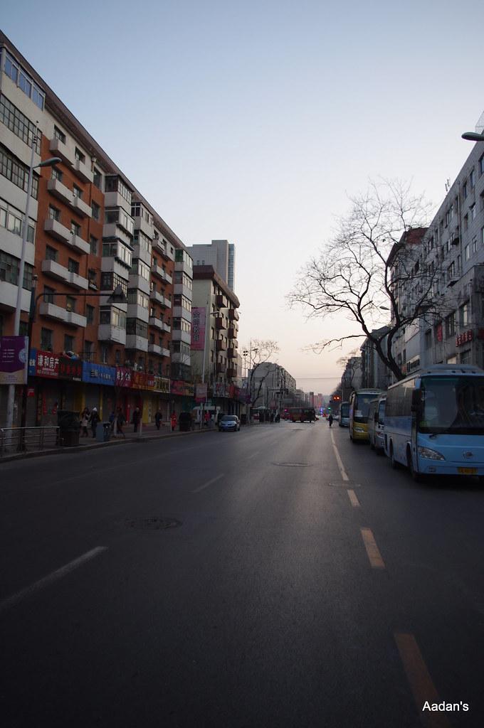 春節東北+上海行