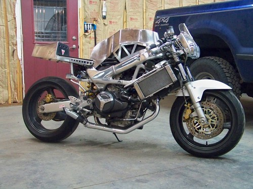 1998 Honda VTR1000F Kristine