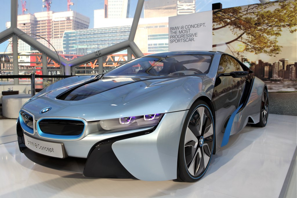 BMW - Mobility of the Future