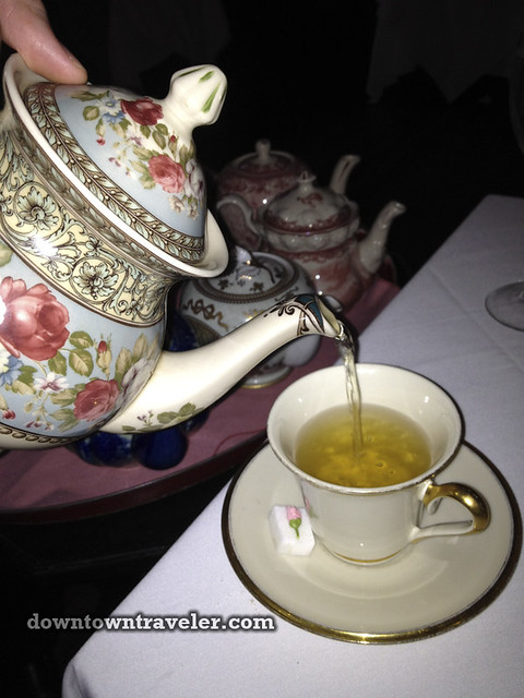 Lady Mendls Tea Salon NYC tea kettle