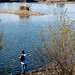 Small photo of Almaden Lake Fishing