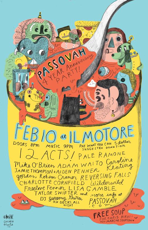 PASSOVAH anniversary poster!