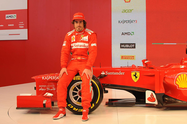 Ferrari F2012-24