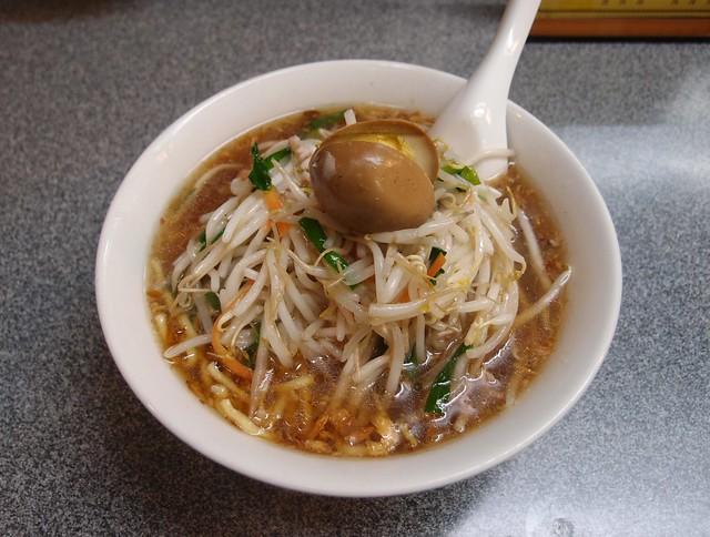 Photo:喜楽 もやし麺(玉子) By Yohei Yamashita