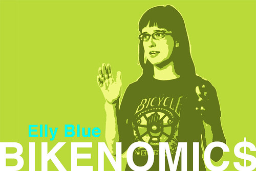 Elly Blue - Bikenomics