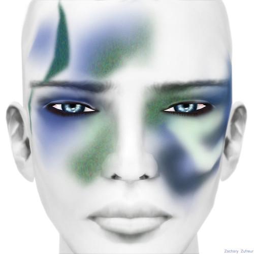 !Face Paint -  Storm