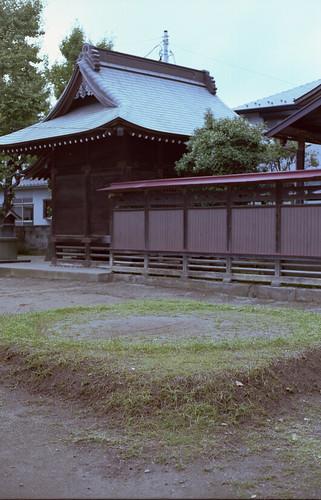 胡録神社(関ヶ島)-Koroku Shrine