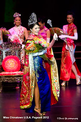 Miss Chinatown U.S.A. Pageant 2012