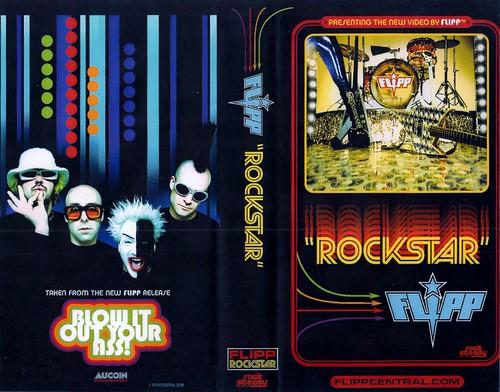 Rockstar Promo Video Cover