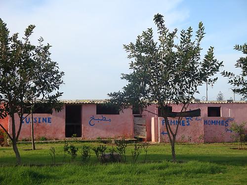 """Camping """"Skhiart Plage"""", Rabat"""