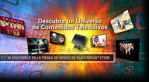 Video Store Of PlayStation Store News!- Spain
