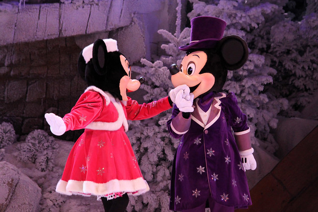 Mickey's Winter Wonderland