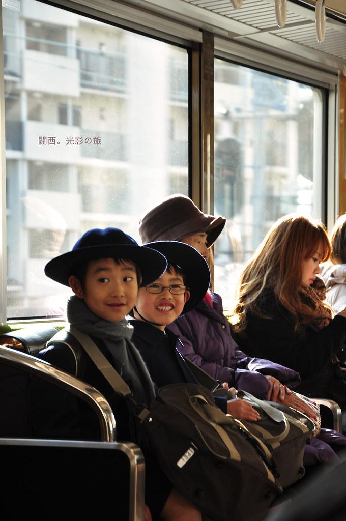 美麗的乘客