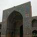Imam Mosque Facade in Esfahan, Iran