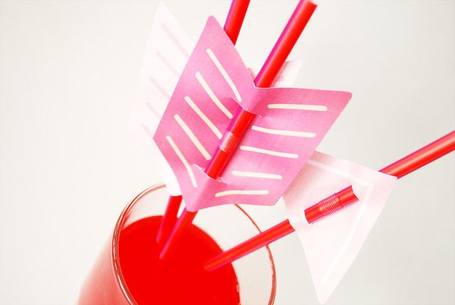 Arrow Straws