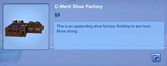 C-Ment Shoe Factory