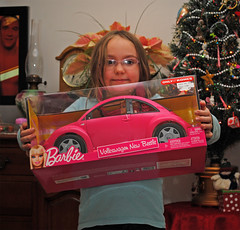 Barbie Car by Clover_1