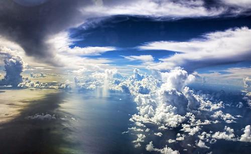 無料写真素材, 自然風景, 空, 雲