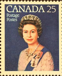 H. M. Queen Elizabeth