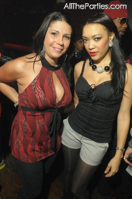 DJ BLAZITA @ JASHAYLA AT STRAIGHT STUNTIN MAG RELEASE PARTY