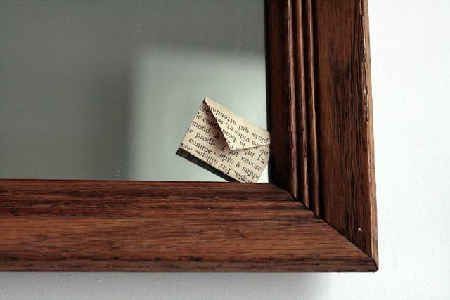 tiny, mirror