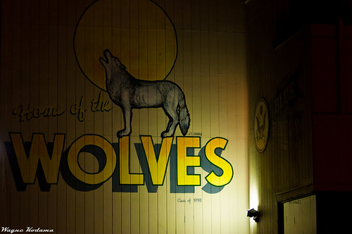 Home of the Wolves