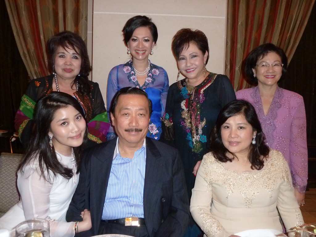 Hua kuok wedding