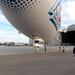 Small photo of Airship landing