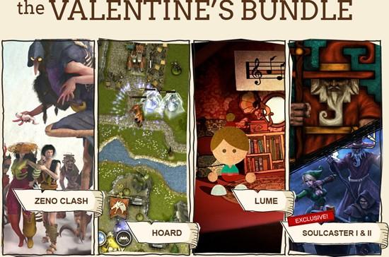 Indie Royale especial San Valentín