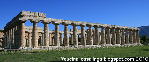Paestum Tempel Hera