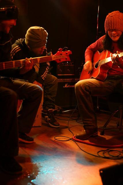 SPUTNIK KOMBINAT live at Reef, Tokyo, 20 Mar 2014. 082