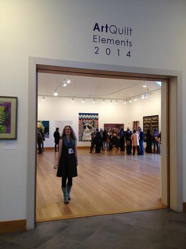 Art Quilt Elements 2014
