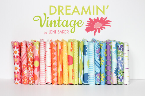 Dreamin' Vintage by Jeni Baker by Jeni Baker