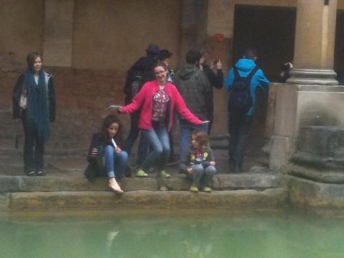 Roman baths trip
