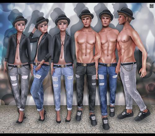 Spirit Store - Lotta boyfriend jeans