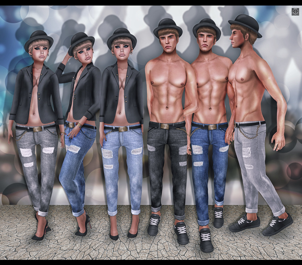 Spirit Store Lotta boyfriend jeans | Spirit Land INFO and