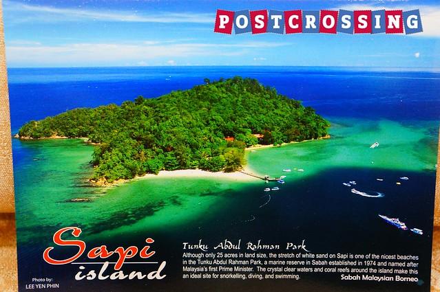 Sabah - Sapi Island