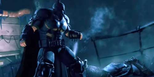 Batman: Arkham Origins –  Cold Cold Heart : Origins